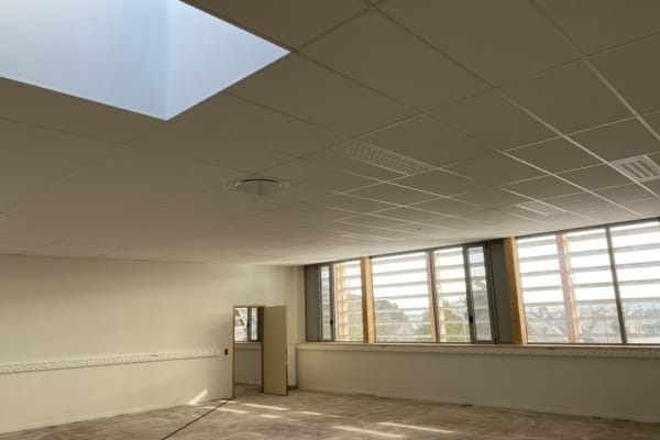 Faux-plafonds Collège Racine