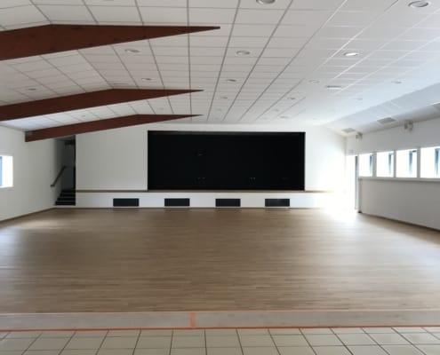 faux-plafonds Salle des associations Maroué