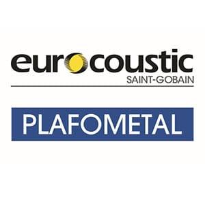 Logo Eurocoustic Plafometal