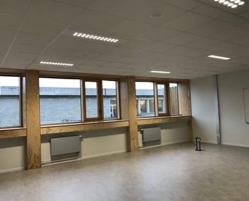 Faux-plafonds Lycée Hôtelier Dinard